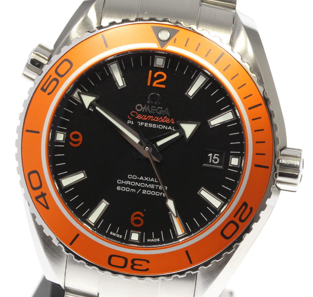 "Image of ""Omega Seamaster 232.30.46.21.01.002 Stainless Steel Automatic 45mm"""