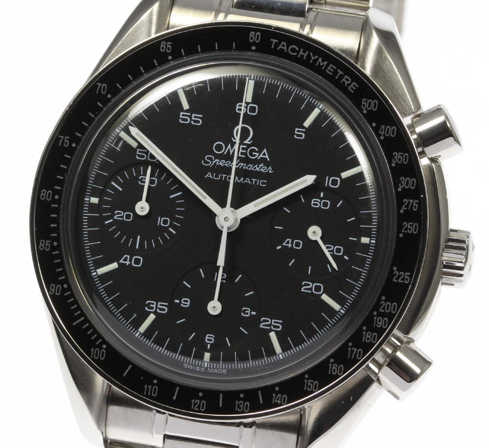 """Image of """"Omega Speedmaster 3510.50 Automatic Stainless Steel 39mm Mens Watch"""""""