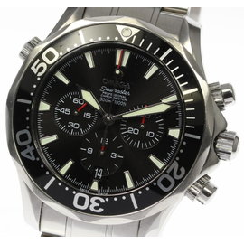 Omega Seamaster Diver 2594.52 Stainless Steel Automatic 42mm Mens Watch