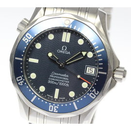 Omega Seamaster 2551.80 Stainless Steel Automatic 36mm Mens Watch