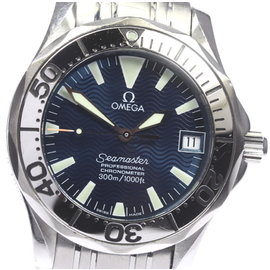 Omega Seamaster 2554.80 Stainless Steel Automatic 36mm Mens Watch
