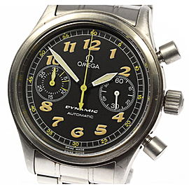 Omega Dynamic 5240.50 Stainless Steel Automatic 38mm Mens Watch