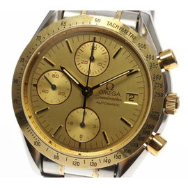 Omega Speedmaster 3311.10 18K Yellow Gold / Stainless Steel Automatic 39mm Mens Watch