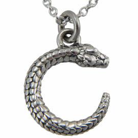 C Mamba Pendant & Chain