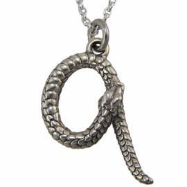 Q Mamba Pendant & Chain