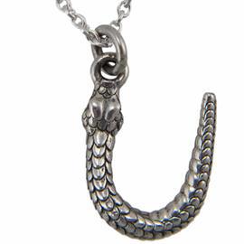 U Mamba Pendant & Chain