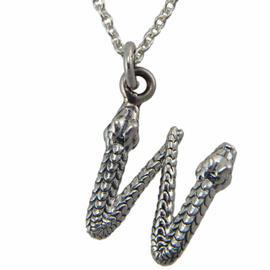 W Mamba Pendant & Chain