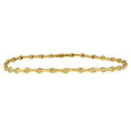 Ippolita Stardust Superstar 18K Yellow Gold Diamonds Bracelet