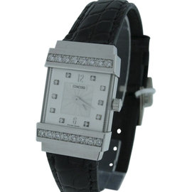 Concord Crystale 18K White Gold Diamond Watch