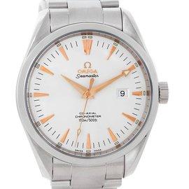 Omega Seamaster Aqua Terra Mens Steel 2502.34.00 Watch
