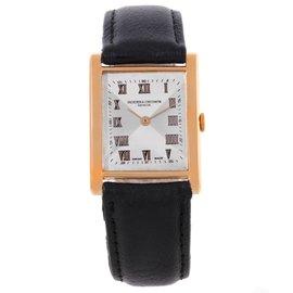 Vacheron Constantin Vintage 18K Rose Gold Watch