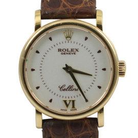 Rolex Cellini Classic 6110/8 26mm Watch