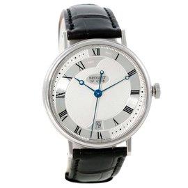 Breguet 5197BB/15/986 Classique 18K White Gold Automatic Mens Watch