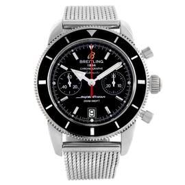 Breitling A23370 SuperOcean Heritage Chrono 44 Chronograph Watch