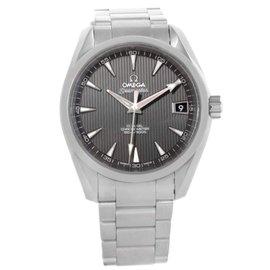 Omega Seamaster Aqua Terra 231.10.39.21.06.001 Mens Steel Watch