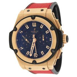 Hublot 715.PX.1128.RX Big Bang King Power Foudroyante 18k Rose Gold Watch