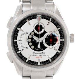 Omega Seamaster 2513.30.00 NZL-32 Regatta Chronograph Watch