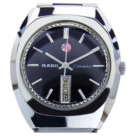 Rado Day Date Conway Swiss Made Automatic Mens Watch
