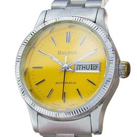 Bulova N9 Automatic Swiss Made Dress Womens 1970 Watch