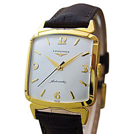 Longines Swiss Made Automatic Dress 1950s Mens Watch