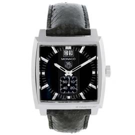 Tag Heuer WAW1310 Monaco Stainless Steel Diamond Unisex Watch