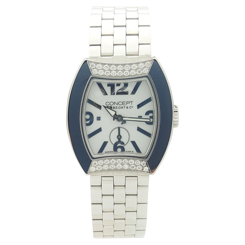 "Image of ""Bedat & Co. Concept B3 Stainless Steel Diamond Cb03 29mm Swiss Watch"""