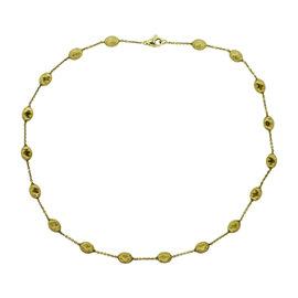 Marco Bicego 18K Yellow Gold Siviglia Necklace