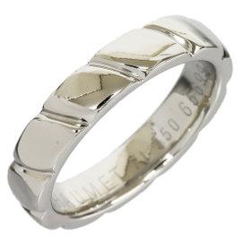 Chaumet Platinum Pt950 Band Ring