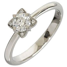 Bulgari 950 Platinum Diamonds Ring