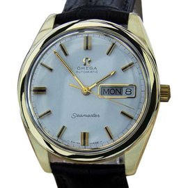 Vintage Omega Seamaster Calibre 503 Swiss Made Automatic Mens Watch Year: 1960