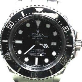 Rolex Deep Sea-Dweller 16660 Stainless Steel Mens Watch
