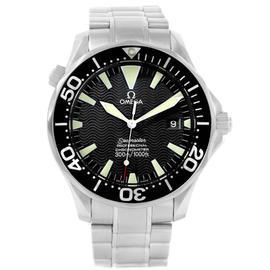 Omega Seamaster Professional 300m 2254.50.00 Black Dial Mens Watch