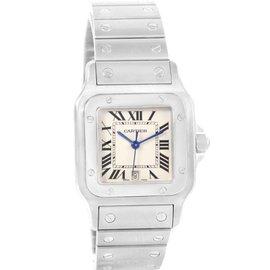 Cartier Santos W20060D6 Stainless Steel 29mm Watch
