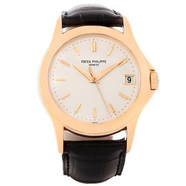 Patek Philippe Calatrava 5107R 18K Rose Gold 37mm Mens Watch