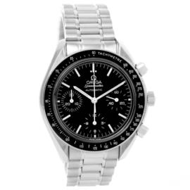 Omega Speedmaster 3539.50.00 Stainless Steel Reduced Sapphire 39mm Watch