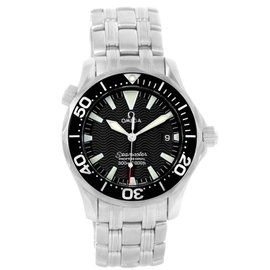 Omega Seamaster 2262.50.00 Stainless Steel 36.25mm Mens Watch