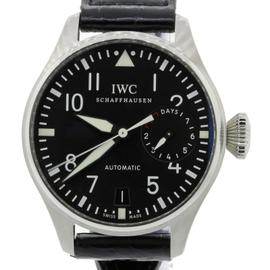 IWC Big Pilot IW500901 Stainless Steel 46mm Mens Watch