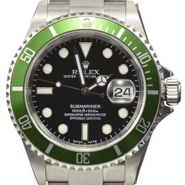 Rolex Submariner 16610LV Stainless Steel Automatic 40mm Mens Watch