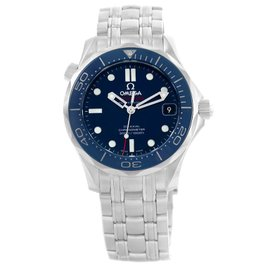 Omega Seamaster 212.30.36.20.03.001 Stainless Steel & Blue Dial 36.25mm Mens Watch