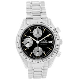 Omega Speedmaster 3511.20.00 Stainless Steel & Black Dial Automatic 39mm Mens Watch