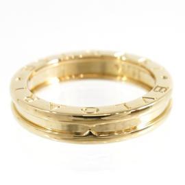 Bulgari B-ZERO1 18K Yellow Gold Ring Size 8