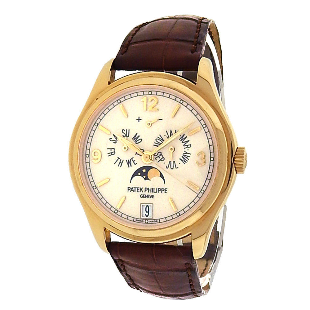 Patek Philippe Annual Calendar Complicated 5146J-001 18K Yellow Gold