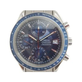 Omega Speed Master 3212.80 Stainless Steel Automatic 40mm Mens Watch