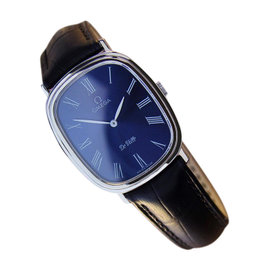 Omega Deville Stainless Steel 27mm Mens Watch