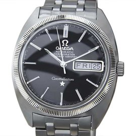Omega Constellation Stainless Steel Automatic 35mm Mens Watch 1970