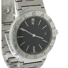 Bulgari BB33SSD Stainless Steel 33mm Unisex Watch