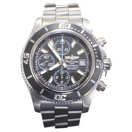Breitling Superocean Chrono A13341 Stainless Steel 44mm Mens Watch