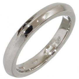 Bulgari Fedi PT950 Platinum Wedding Band Ring Size 4.75