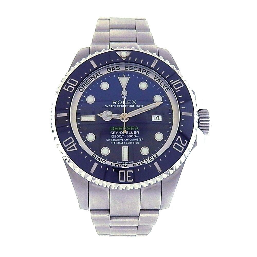 "Image of ""Rolex Sea-Dweller Deepsea 116660 Stainless Steel Automatic 44mm Mens"""