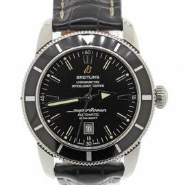 Breitling SuperOcean Heritage A17320 Stainless Steel Automatic 46mm Mens Watch